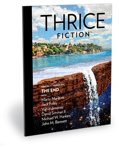 Thrice Fiction Magazine No. 1