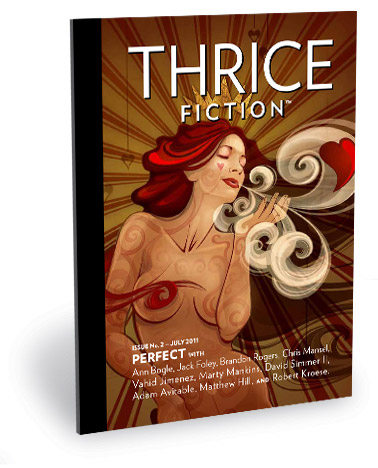 Thrice Fiction Magazine No. 2