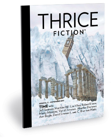 Thrice Fiction Magazine No. 3