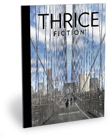 Thrice Fiction Magazine No. 8