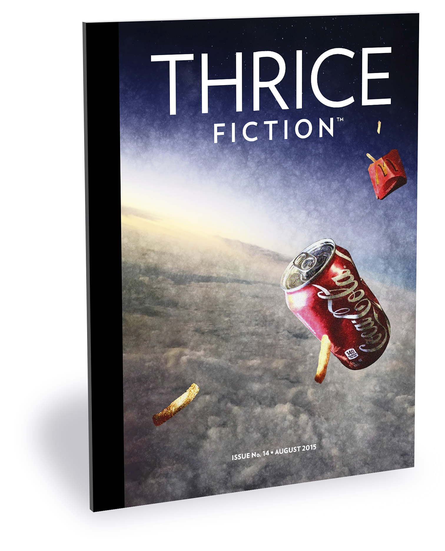 Thrice Fiction Magazine No. 14