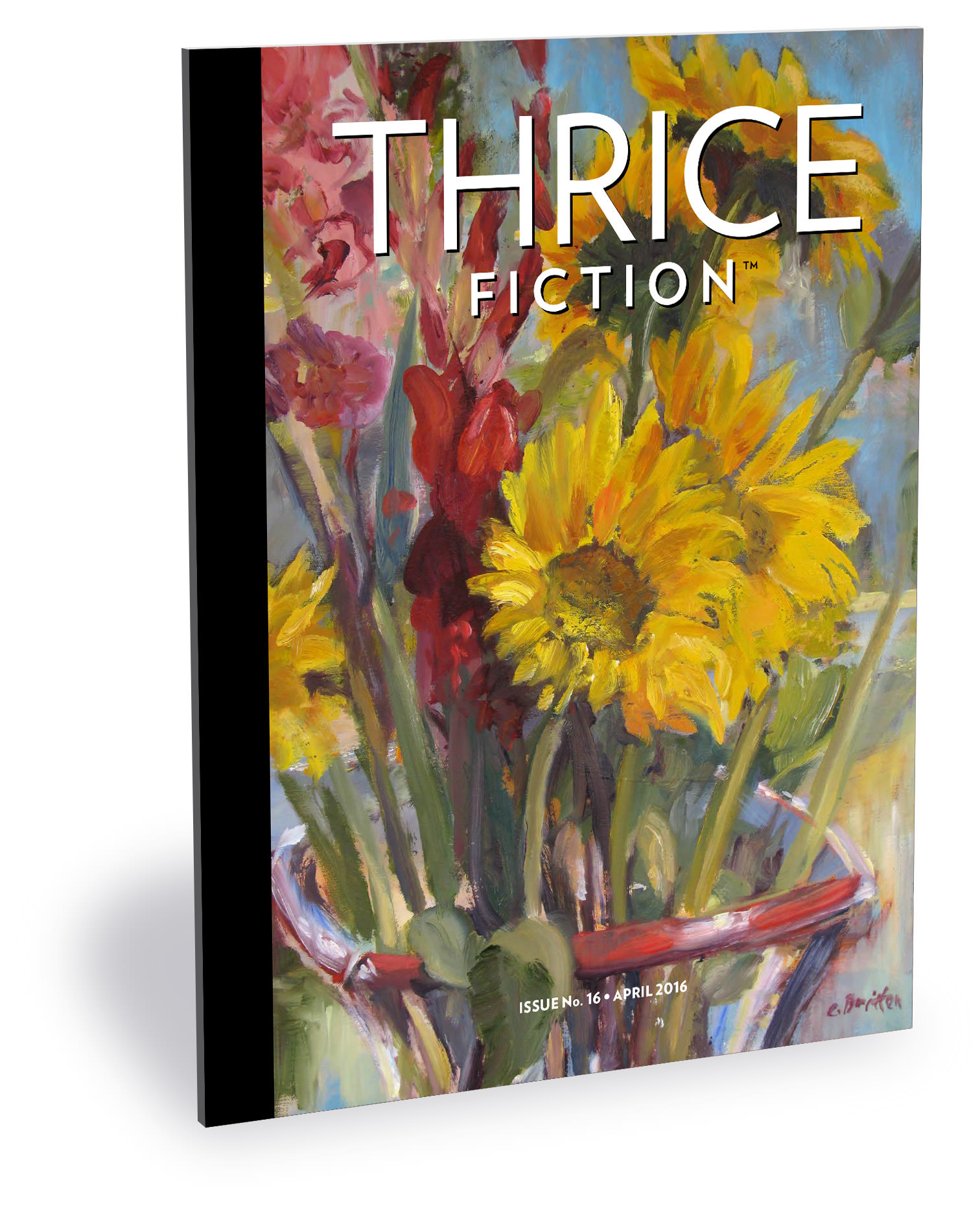 Thrice Fiction Magazine No. 16