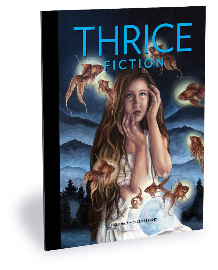 Thrice Fiction Magazine No. 21