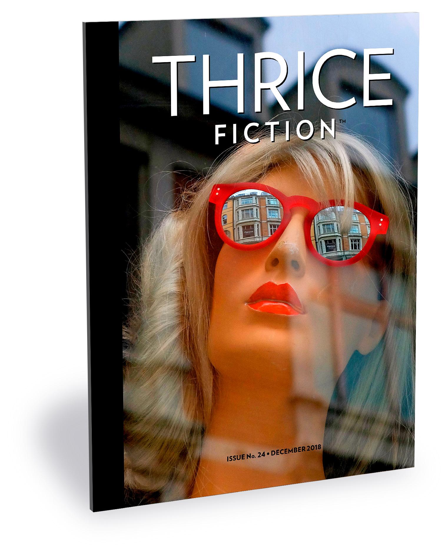 Thrice Fiction Magazine No. 23